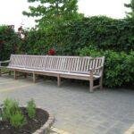 Jasmijn tuinbanken, extra lang van Gelfort tuinmmeubelen