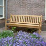 Lotus tuinbank van Gelfort tuinmeubelen