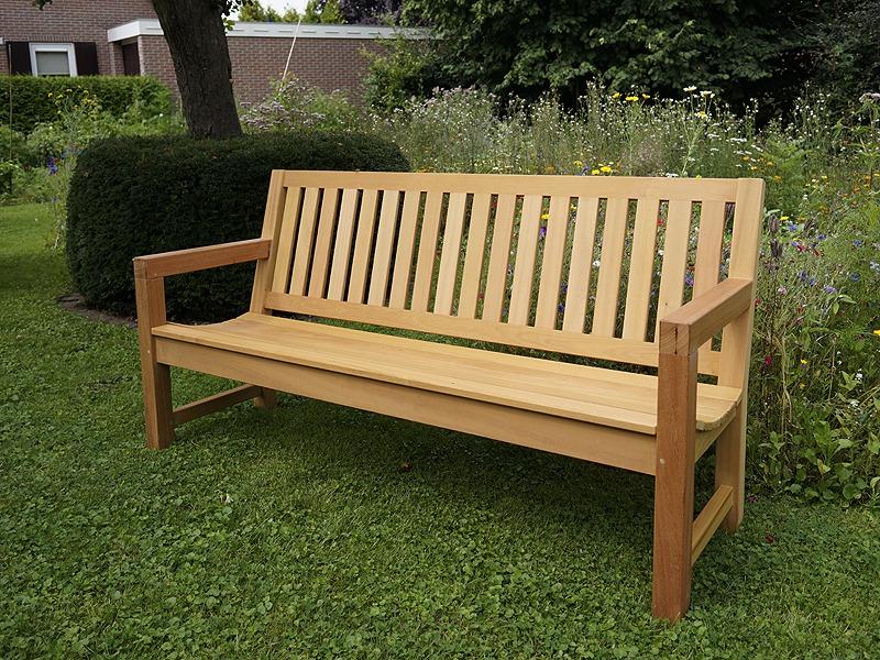 ecologische tuinbanken van fsc gecertificeerd hard hout