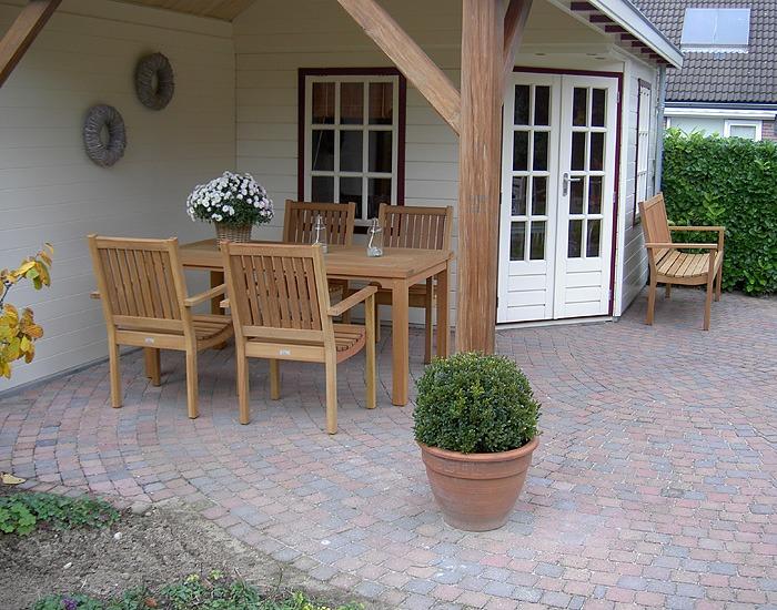houten tuinmeubelen, FSC gecertificeerd
