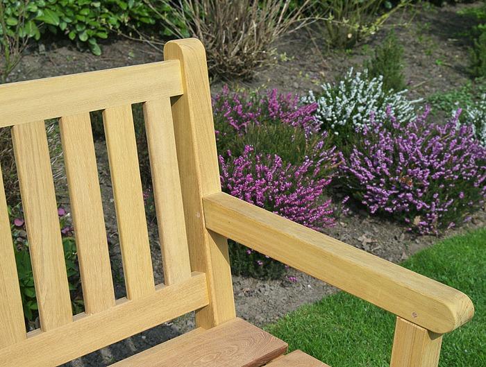 Van Gogh houten tuinbanken fsc hard hout