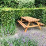 hardhouten picknicktafels van topkwaliteit voor Nederland en Belgié