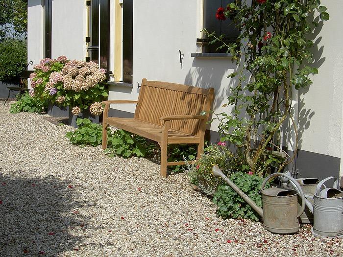 richmond tuinbanken van teak hout