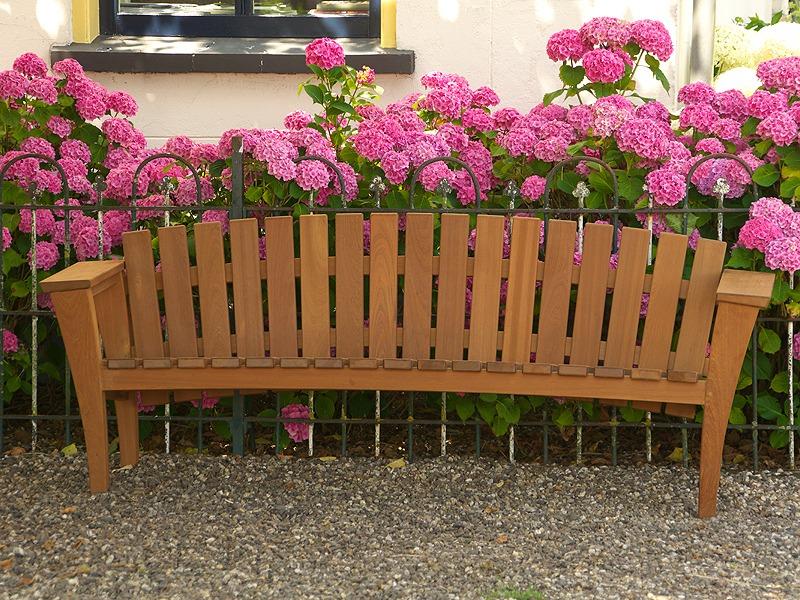 fsc hard houten tuinbanken van vondel tuinmeubelen
