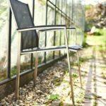 stapelstoel tuinstoel rvs frame