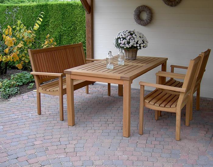 houten tuinmeubelen fsc gecertificeerd teakhout
