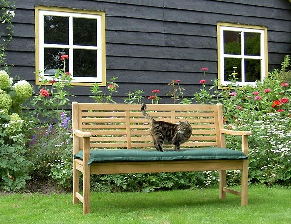 tuinbank kussens van kwaliteit
