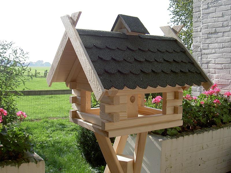 Vogelvoerhuisjes