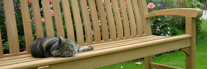 vondel houten tuinmeubelen