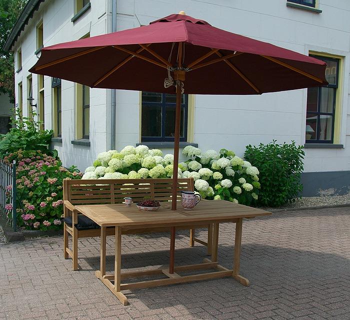 vondel tuinmeubelen in Kapel-Avezaath